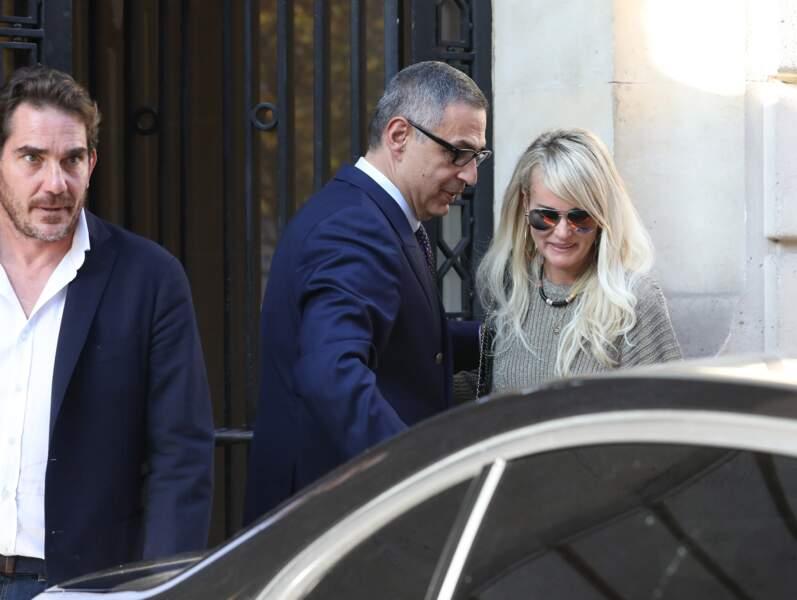 Laeticia Hallyday serait prête à tendre la main à David et Laura au sujet de l'héritage de Johnny