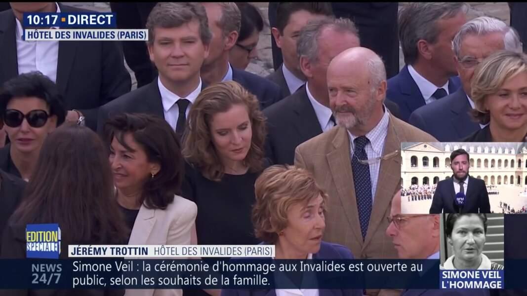 Obsèques de Simone Veil : Valérie Pécresse