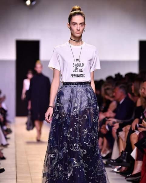 Défilé prêt-à-porter Christian Dior (Printemps-Été 2017)