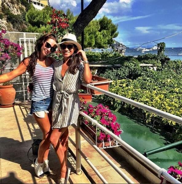 Vacances chic et fun à Capri et Positano.
