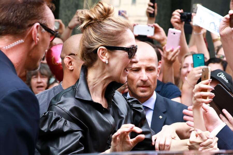 Céline Dion et Pepe Munoz : peut-être le début d'une belle histoire?