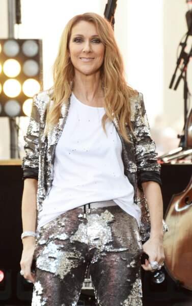 Céline Dion à 48 ans