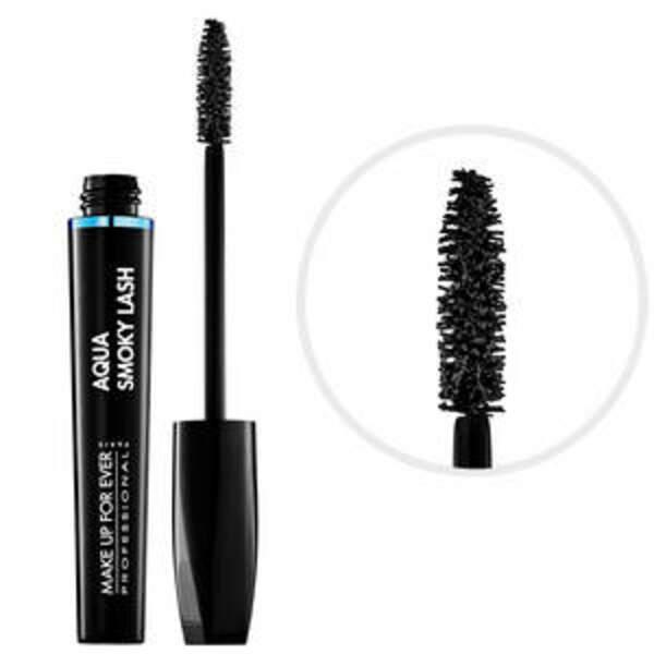 Make Up For Ever, Aqua Smoky Lash Mascara Waterproof Extra Noir, 25,50 € Sephora