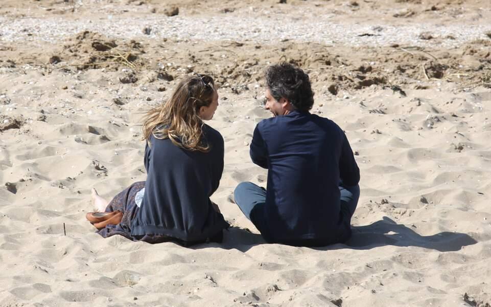 Les romantiques de Cabourg.