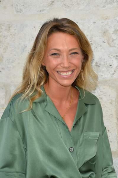 Laura Smet, bronzée et heureuse de faire partie du jury du  10ème festival Francophone d'Angoulêm