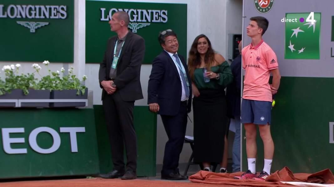 Marion Bartoli, son look surprenant sur les courts