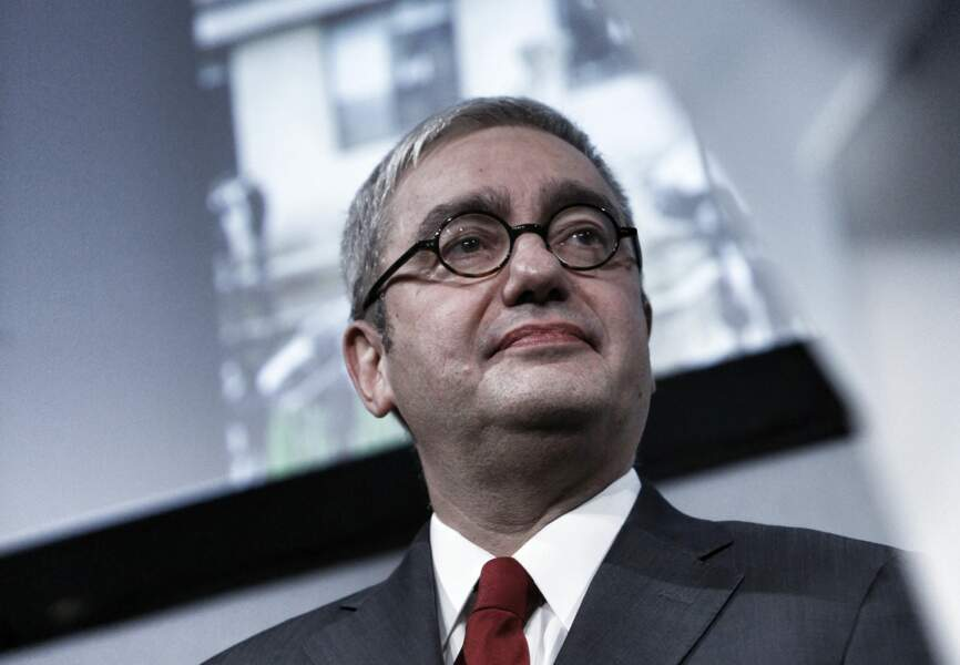 Emmanuel Hoog, PDG de l'AFP