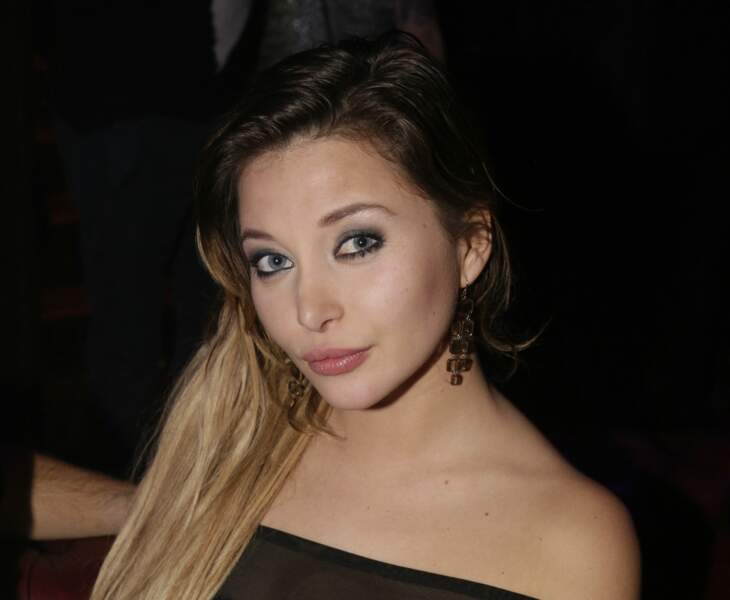 l'actrice X Anna Polina