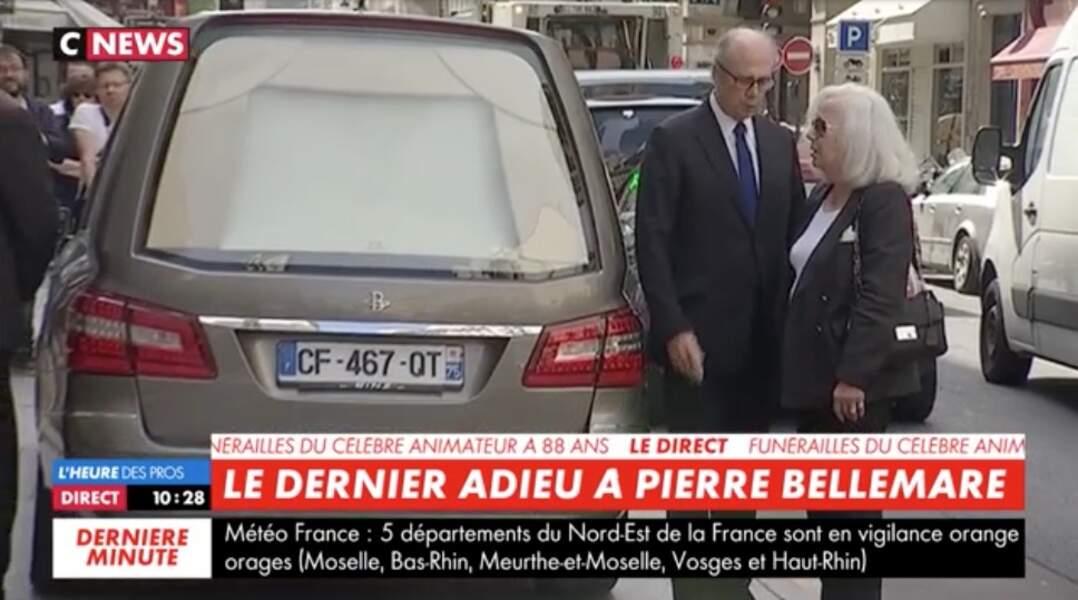 Famille de Pierre Bellemare