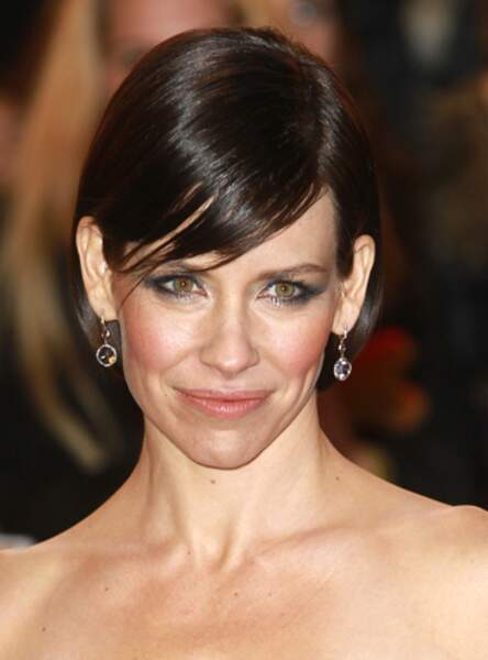 Un smoky gris comme Evangeline Lilly