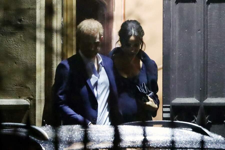 Deuxième hommage à ses racines américaines, après sa rencontre avec Michelle Obama, à Londres, la veille