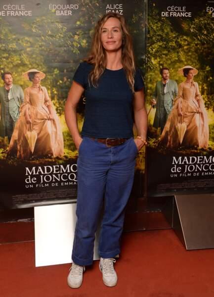 Cécile de France à 43 ans