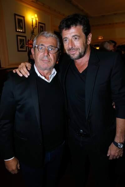 Michel Boujenah et Patrick Bruel