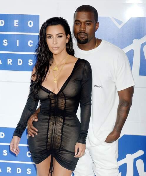Avec son mari Kanye, Kim peut toujours compter sur un coup de main amical.
