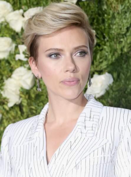Scarlett Johansson adepte du vinaigre de cidre