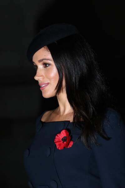 Meghan Markle s'offre une  nouvelle coupe de cheveux avec des mèches plus courtes pour encadrer son visage