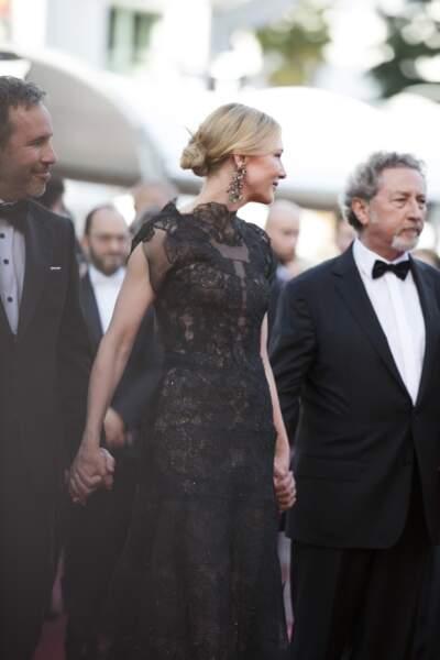 Festival de Cannes 2018 : Cate Blanchett, maîtresse de cérémonie