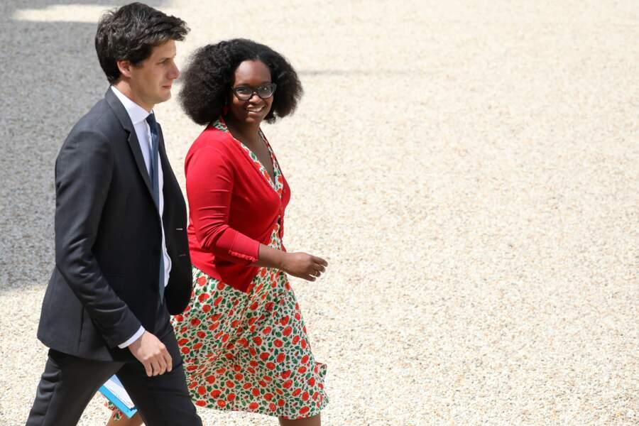 Mère de trois enfants, des jumelles de 7 ans et un fils de 4 ans, Sibeth Ndiaye les a déjà sensibilisés au racisme