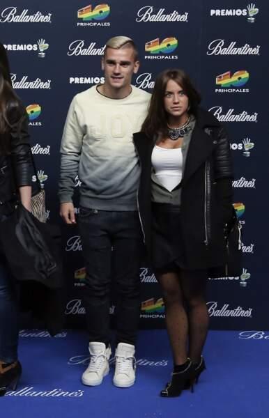 Lors d'une soirée à Madrid en 2013