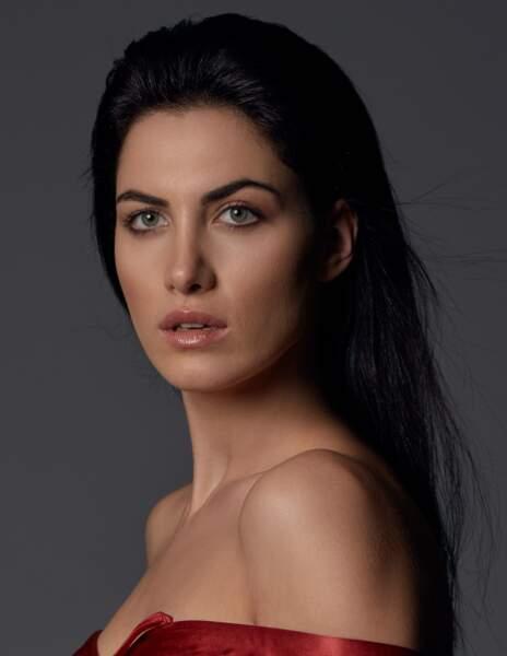 Nuka Karalashvili, Miss Géorgie