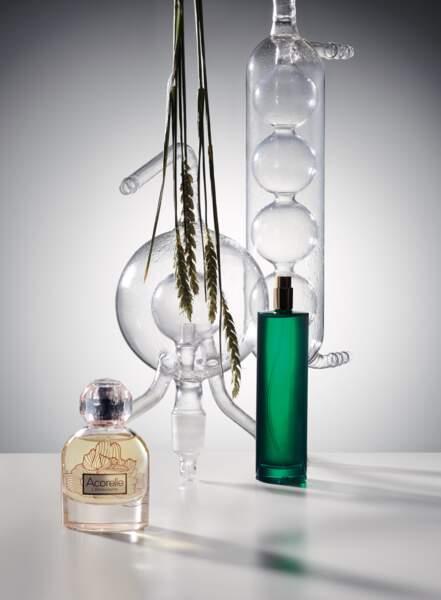 Le parfum se met au green