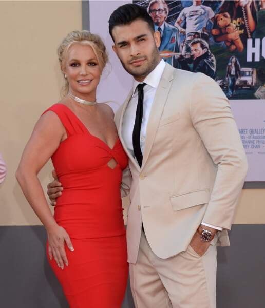 Sam Asghari et Britney Spears sont en couple depuis 2 ans et demi, une histoire qui dure !