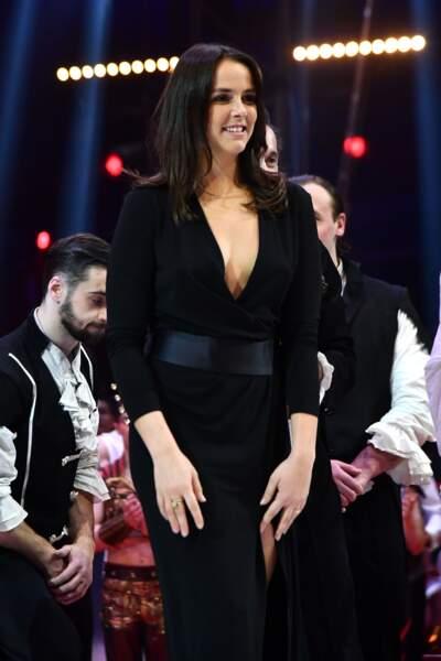 Pauline Ducruet lors de la soirée de remise des prix du 42ème Festival International du Cirque de Monte Carlo