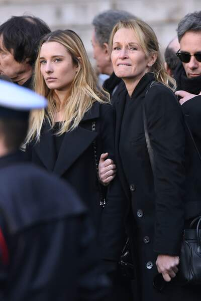 Popular tribute organized in memory of French Singer Johnny Hallyday - Paris