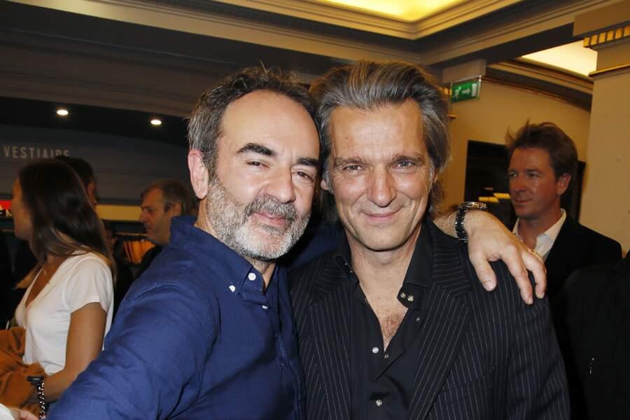 Bruno Solo et Yvan Le Bolloc'h