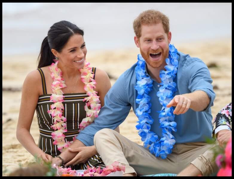 Le prince Harry et Meghan Markle vont à la rencontre d'une communauté de surfers à Bondi Beach le 19 octobre.