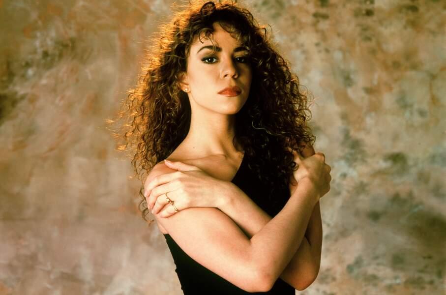 En 1990, le monde découvre Mariah Carey
