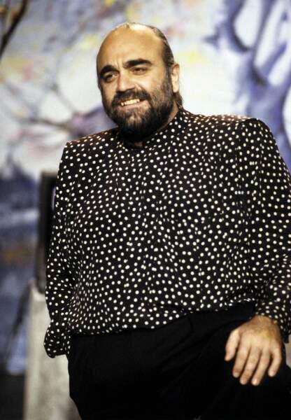 Changement de style vestimentaire et capilaire en 1988
