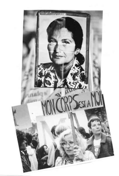 Photos d'archives Elsa Wolinski