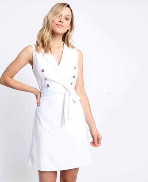 Pimkie propose quasiment le même style de robe pour 25,99 €