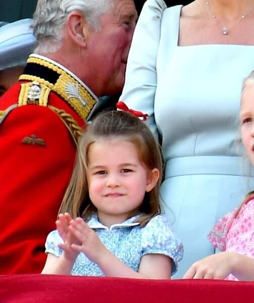 La ressemblance avec la reine s'est accentuée lors de l'année écoulée