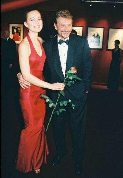 13 mai 1998, le couple lors de la soirée d'ouverture du festival de Cannes.