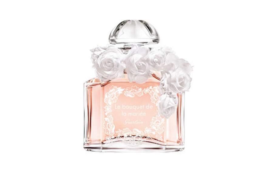 Au Bouquet de la Mariée, un parfum signé Guerlain