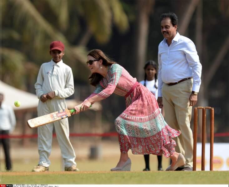 Sportifs accomplis, le duc et la duchesse de Cambridge se sont essayés aux activités physiques locales