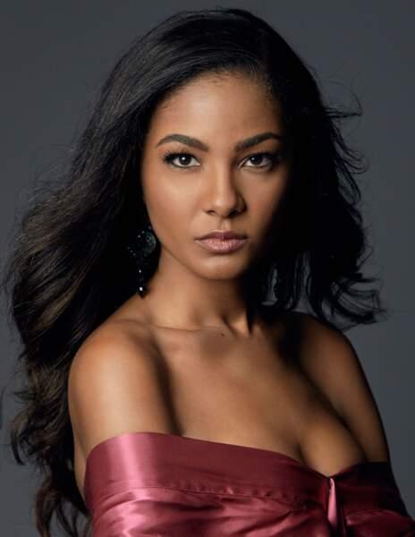 Isabel Dalley, Miss Jamaïque