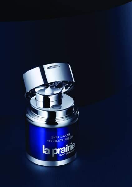 Tous les bienfaits du caviar à retrouver dans le dernier soin premium : Absolute Filler Caviar Luxe, La Prairie.