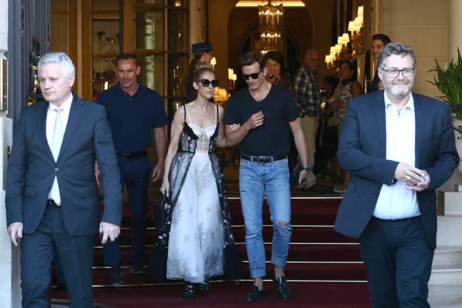 De son côté, Pepe Munoz a repris goût à la danse grâce à Céline Dion