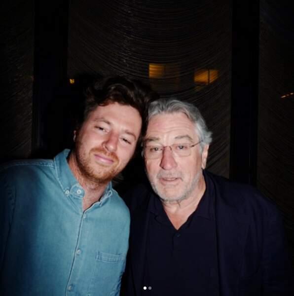 Jean Imbert et Robert De Niro