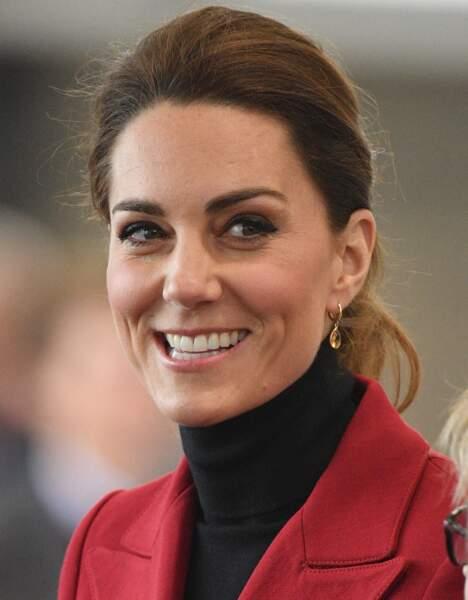 Kate Middleton travaille depuis plusieurs semaines au rapprochement des princes William et Harry