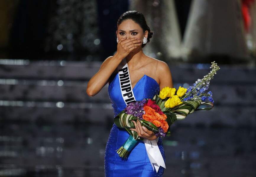 Miss Philippines a gagné