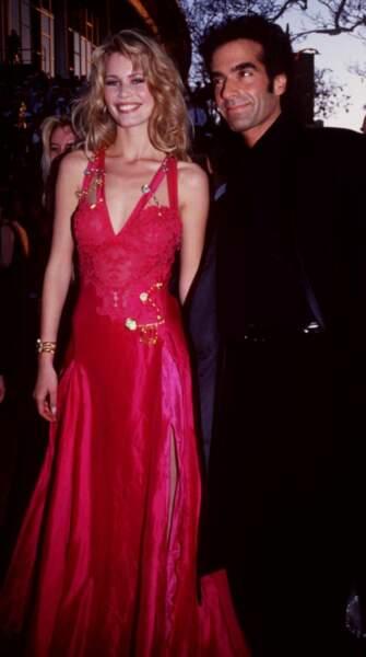 En 1994, Claudia était une bombe à la cérémonie des Oscars. Elle n'avait que 24 ans