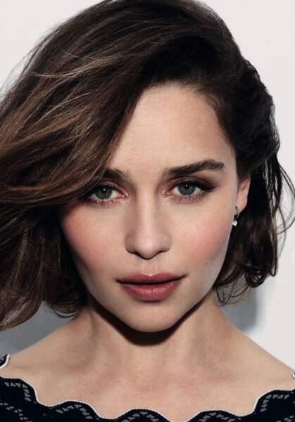 L'égérie  Emilia Clarke pour Dolce & Gabbana