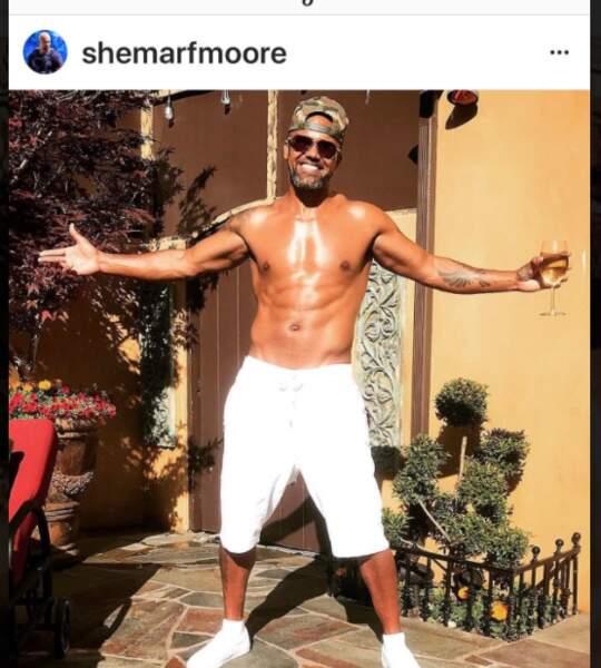 Shemar Moore