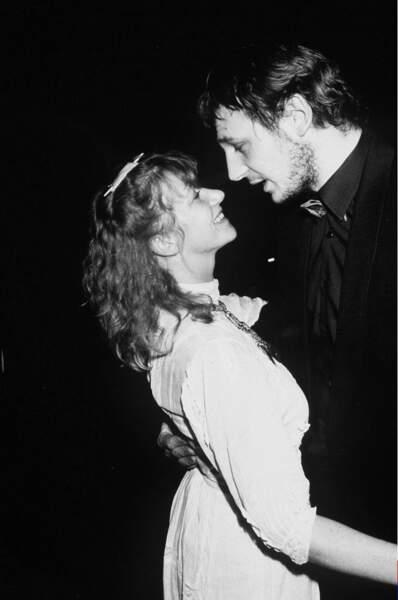 Helen Mirren et Liam Neeson en 1999