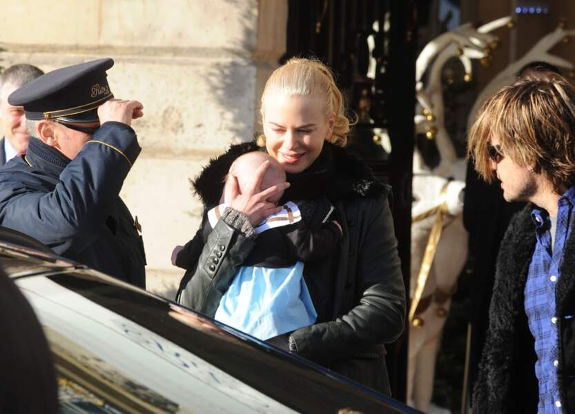 Nicole Kidman cliente privilégiée du Ritz