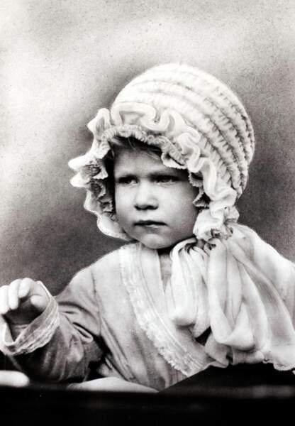 La future Reine Elisabeth